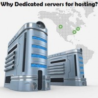 Why Dedicated servers for hosting